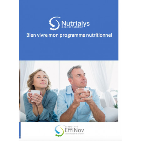 Guide Bien vivre son programme nutritionnel