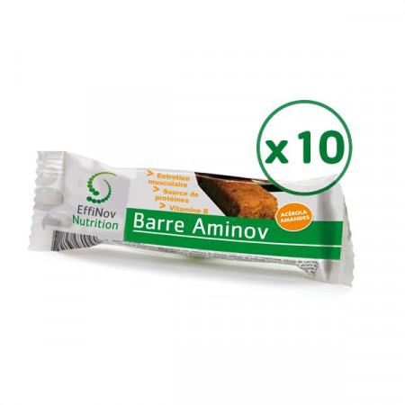 AMINOV Barre Prot. - 10 Barres