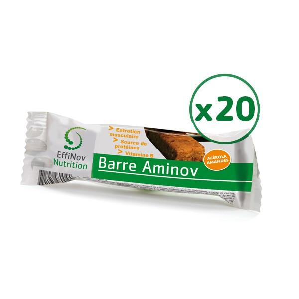 AMINOV Barre Prot. - 20 Barres