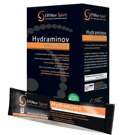 HYDRAMINOV Menthe - 10 Sticks