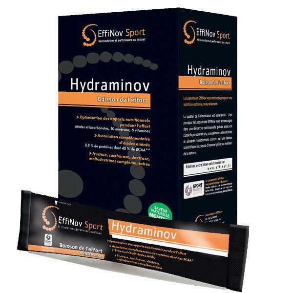 HYDRAMINOV Menthe - 10 Sticks
