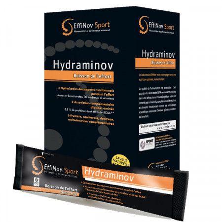 HYDRAMINOV - Agrumes 10 Sticks