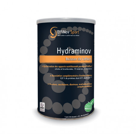 HYDRAMINOV Menthe - Pot Eco. 612 g
