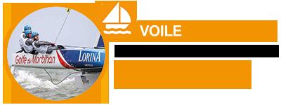 Team Lorina Golfe du Morbihan partenaire EFFINOV SPORT