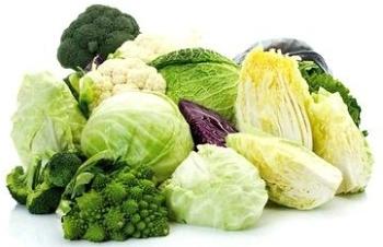 légumes verts pour le foie