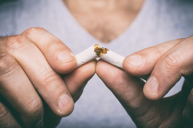 Sevrage tabagique et effets secondaires