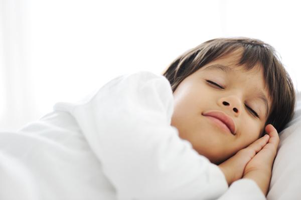 Enfant reposé et en bonne santé, Effinov Nutrition