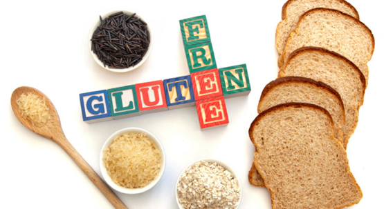 Alimentation sans gluten et maladie coeliaque