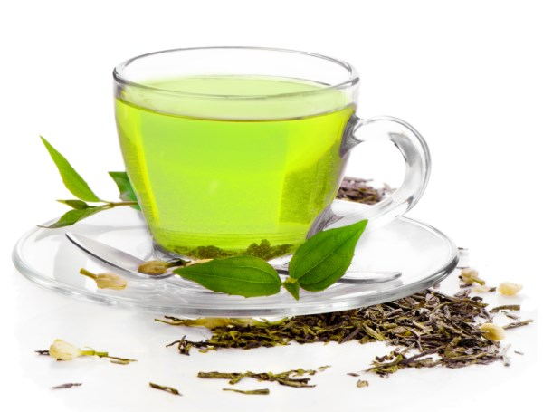 Thé vert et ses propriétés antioxydantes