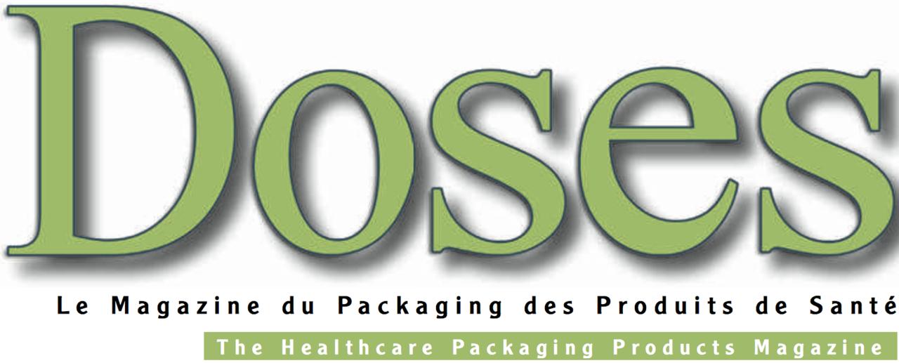 Logo Doses Magazine