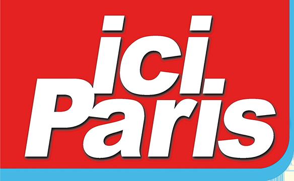 Logo ici Paris
