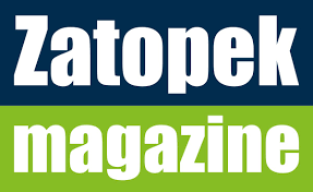 Zatopek magazine running