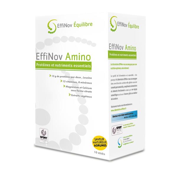 Effinov amino